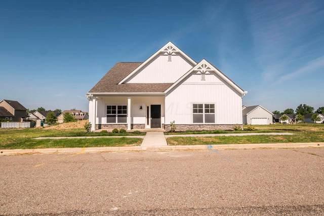 313 Middleburn Street, Johnstown, OH 43031 (MLS #220014818) :: Signature Real Estate
