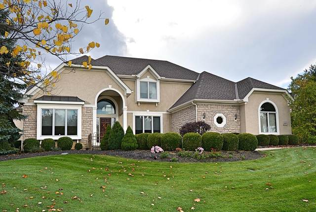 8999 Tartan Fields Drive, Dublin, OH 43017 (MLS #220014912) :: The Holden Agency