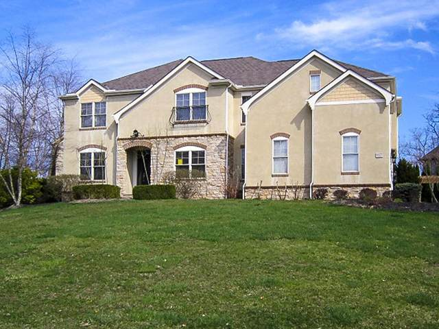 9327 Pine Creek Drive, Powell, OH 43065 (MLS #220014961) :: Berkshire Hathaway HomeServices Crager Tobin Real Estate