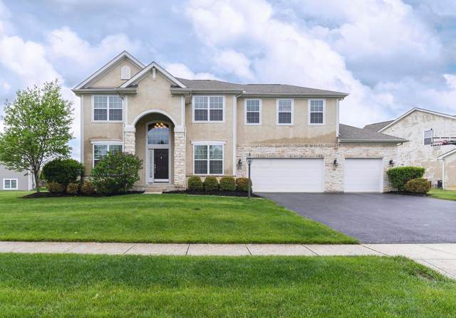 8220 Tricia Price Drive, Powell, OH 43065 (MLS #220015625) :: RE/MAX ONE