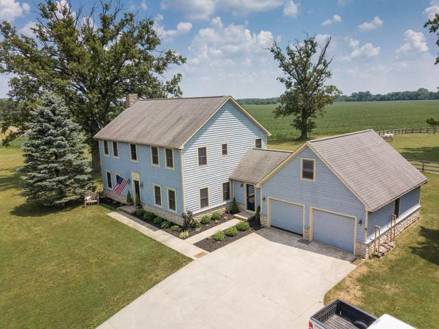 32220 State Route 31, West Mansfield, OH 43358 (MLS #220022830) :: RE/MAX ONE
