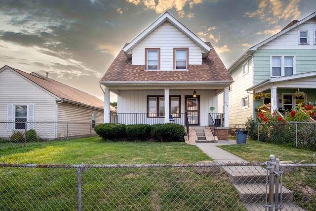 1173 Sidney Street, Columbus, OH 43201 (MLS #220024251) :: MORE Ohio