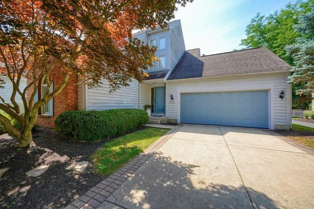 1271 Millstone Square, Westerville, OH 43081 (MLS #220024551) :: The Willcut Group