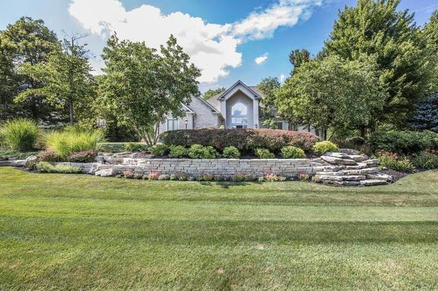 1488 Brittingham Lane, Powell, OH 43065 (MLS #220024915) :: The Willcut Group