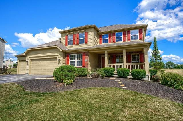 2661 Bold Venture Drive, Lewis Center, OH 43035 (MLS #220028522) :: Berkshire Hathaway HomeServices Crager Tobin Real Estate