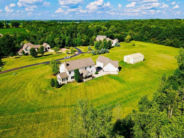 11495 Trenton Road, Galena, OH 43021 (MLS #220029794) :: Signature Real Estate