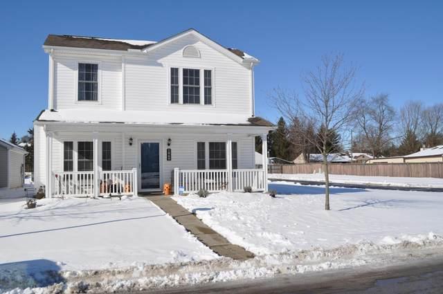 1869 Sandy Lake Drive, Grove City, OH 43123 (MLS #220032224) :: CARLETON REALTY