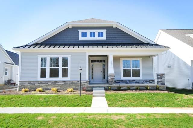 206 Honeywood Drive E Lot 34, Galena, OH 43021 (MLS #220032565) :: Angel Oak Group