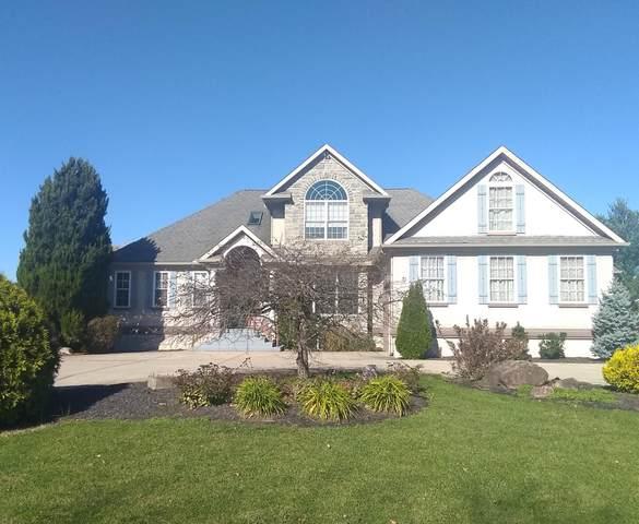 952 Marquette Drive NE, Lancaster, OH 43130 (MLS #220032799) :: Susanne Casey & Associates