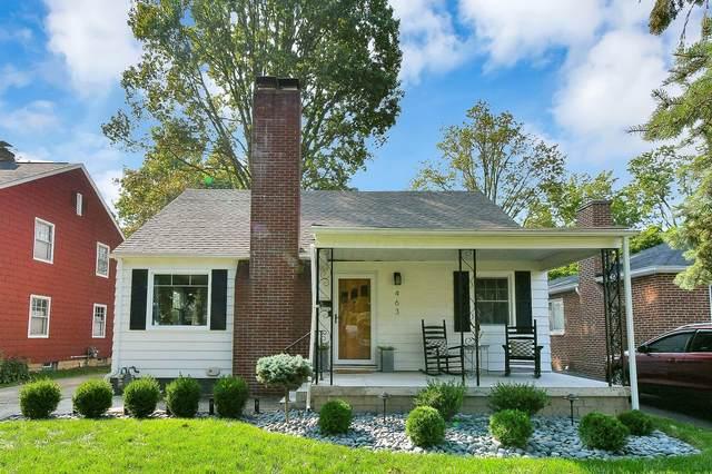 463 Piedmont Road, Columbus, OH 43214 (MLS #220033158) :: Susanne Casey & Associates