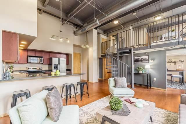 110 N 3rd Street #705, Columbus, OH 43215 (MLS #220033320) :: Berkshire Hathaway HomeServices Crager Tobin Real Estate
