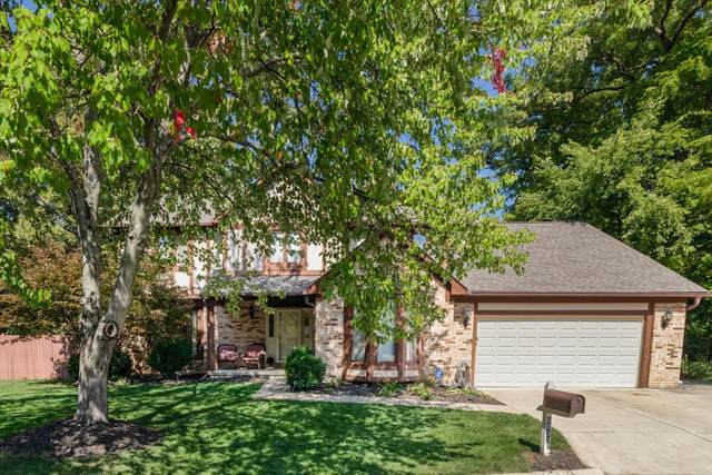 5052 Longrifle Road, Westerville, OH 43081 (MLS #220033920) :: Shannon Grimm & Partners Team
