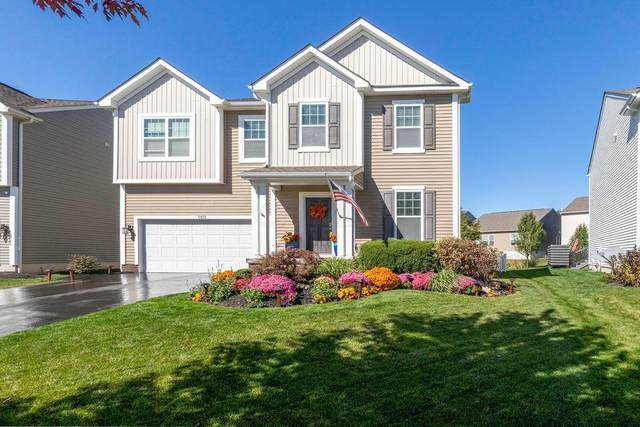 5932 Bell Classic Drive, Westerville, OH 43081 (MLS #220036346) :: Keller Williams Excel