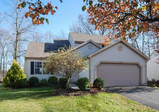 471 Bent Tree Drive, Marysville, OH 43040 (MLS #220039178) :: Berkshire Hathaway HomeServices Crager Tobin Real Estate