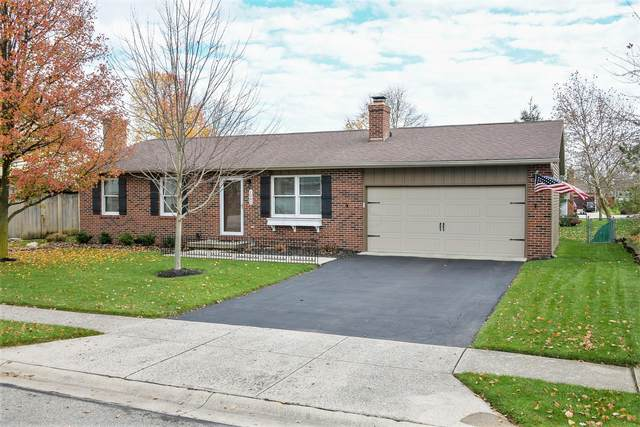 1042 Fairfield Drive, Marysville, OH 43040 (MLS #220039886) :: Berkshire Hathaway HomeServices Crager Tobin Real Estate