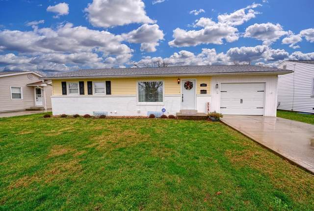 1039 Georgia Road, Circleville, OH 43113 (MLS #220041486) :: The Raines Group