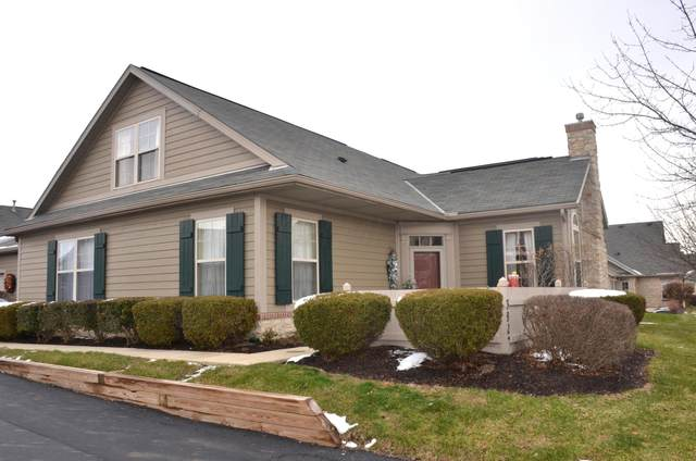 3390 Timberside Drive, Powell, OH 43065 (MLS #220042144) :: Greg & Desiree Goodrich | Brokered by Exp