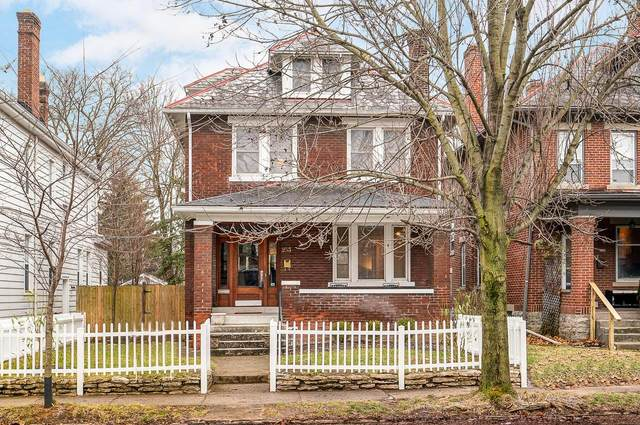 253 Thurman Avenue, Columbus, OH 43206 (MLS #221000857) :: Berkshire Hathaway HomeServices Crager Tobin Real Estate