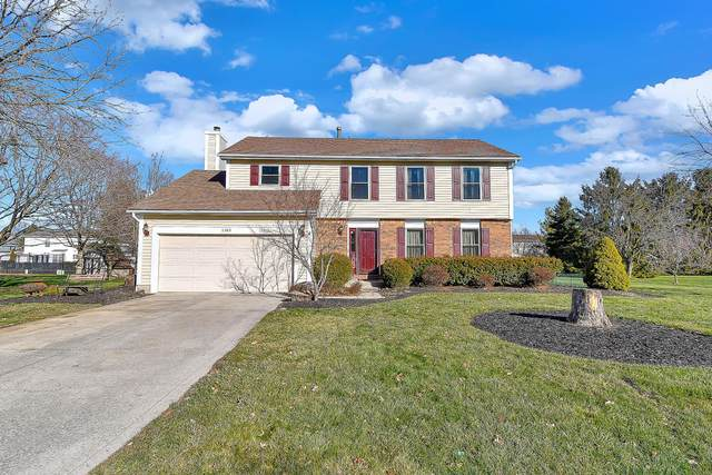5380 Carjan Way, Hilliard, OH 43026 (MLS #221001930) :: 3 Degrees Realty
