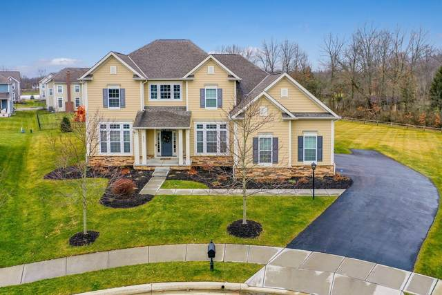 8373 Holmesdale Place, New Albany, OH 43054 (MLS #221002446) :: Ackermann Team