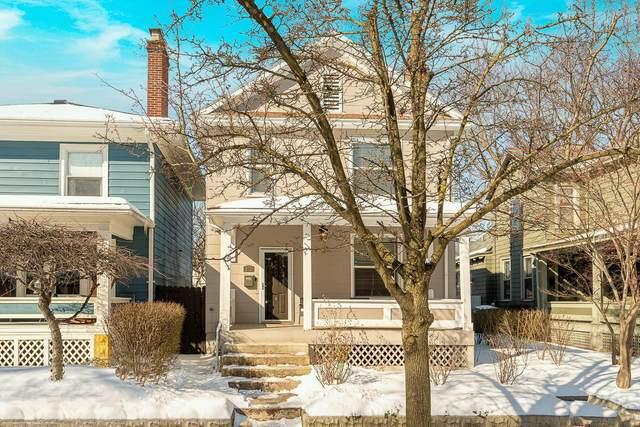 813 Ebner Street, Columbus, OH 43206 (MLS #221004375) :: Angel Oak Group