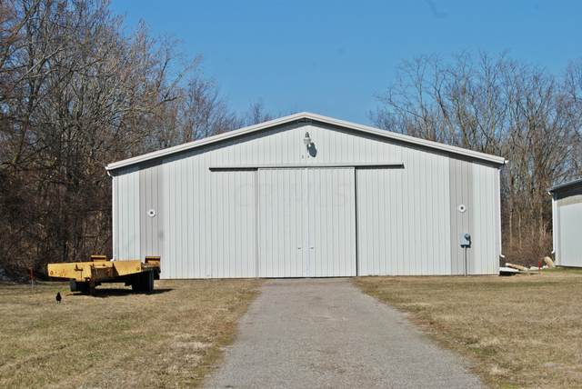344 Water Avenue, Bellefontaine, OH 43311 (MLS #221004586) :: Angel Oak Group