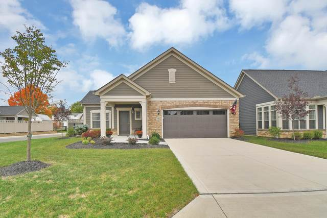 7306 Sunrise Way, Delaware, OH 43015 (MLS #221007101) :: The Willcut Group