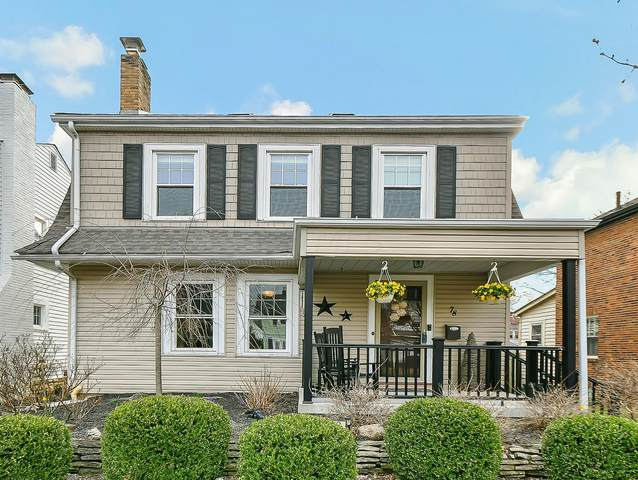 78 S Westgate Avenue, Columbus, OH 43204 (MLS #221007301) :: Greg & Desiree Goodrich | Brokered by Exp