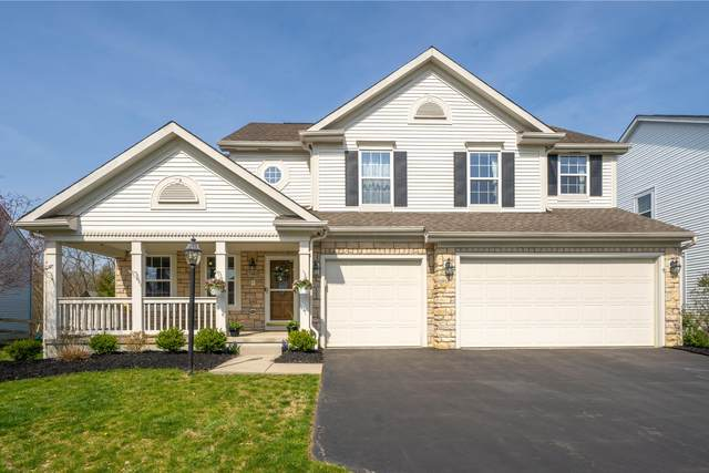 7440 Old River Drive, Blacklick, OH 43004 (MLS #221009115) :: RE/MAX ONE