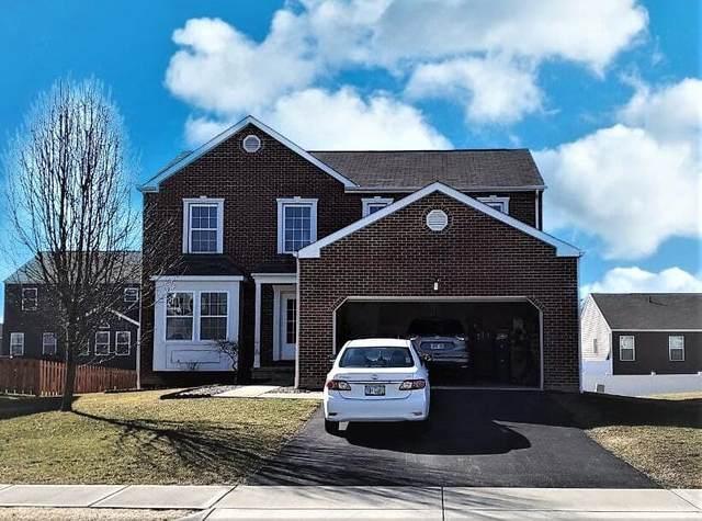 5 Hawthorne Drive, Ashville, OH 43103 (MLS #221010443) :: Core Ohio Realty Advisors