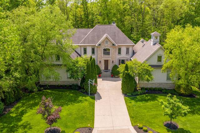 5067 Canterbury Drive, Powell, OH 43065 (MLS #221010980) :: 3 Degrees Realty