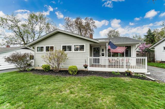 252 E Stafford Avenue, Worthington, OH 43085 (MLS #221011554) :: Jamie Maze Real Estate Group