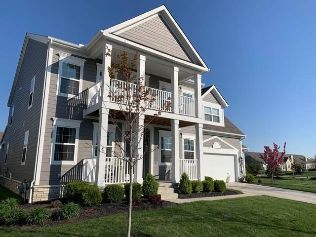 5514 Ballantrae Woods Drive, Dublin, OH 43016 (MLS #221011923) :: Signature Real Estate