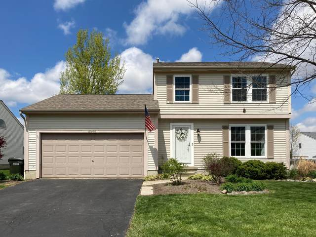 8580 Leader Drive, Galloway, OH 43119 (MLS #221012450) :: Susanne Casey & Associates