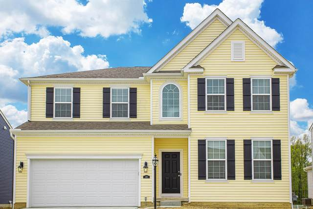 321 Shelter Cove Drive, Pataskala, OH 43062 (MLS #221012933) :: The Raines Group