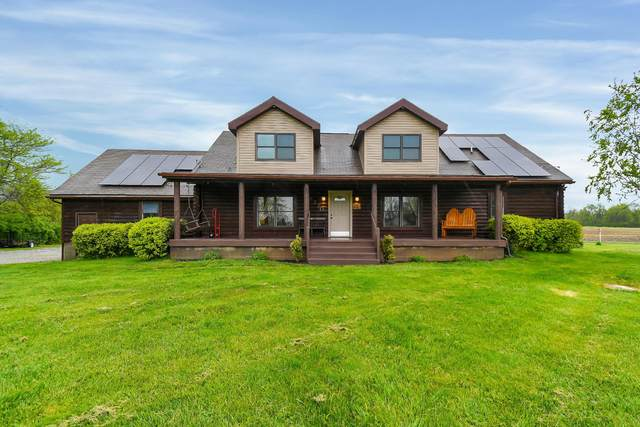 8270 Long Road, Canal Winchester, OH 43110 (MLS #221013053) :: The Jeff and Neal Team | Nth Degree Realty