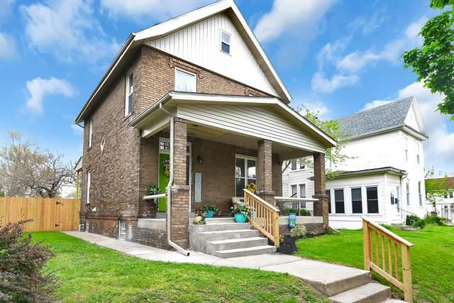 50 E Barthman Avenue, Columbus, OH 43207 (MLS #221013691) :: Jamie Maze Real Estate Group