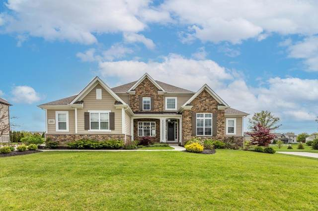 9430 Wilbrook Drive, Powell, OH 43065 (MLS #221013905) :: MORE Ohio