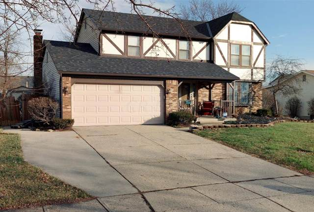 6474 Firethorn Avenue, Reynoldsburg, OH 43068 (MLS #221014469) :: The Willcut Group