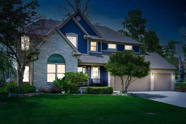 13079 Ashley Creek Drive, Pickerington, OH 43147 (MLS #221014733) :: The Willcut Group