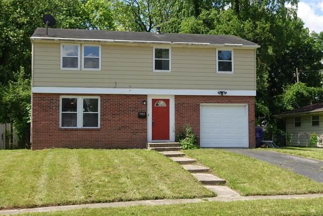 1565 Felix Drive, Columbus, OH 43207 (MLS #221016913) :: The Tobias Real Estate Group