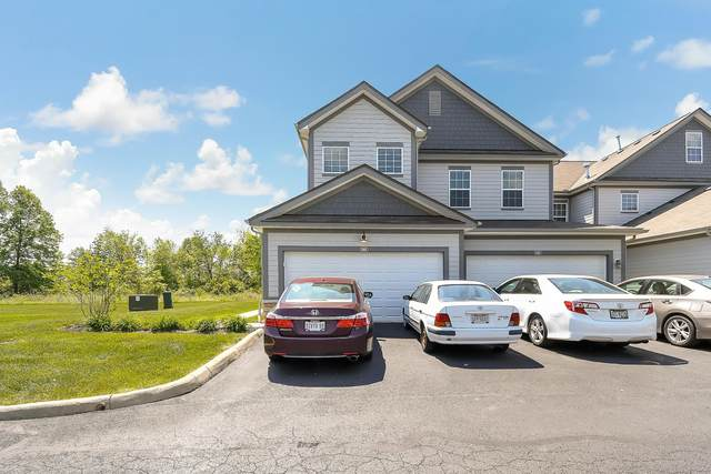 660 Redwood Lane, Lewis Center, OH 43035 (MLS #221017145) :: ERA Real Solutions Realty