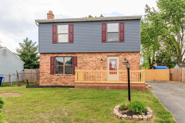1655 Rock Creek Drive, Grove City, OH 43123 (MLS #221017562) :: 3 Degrees Realty