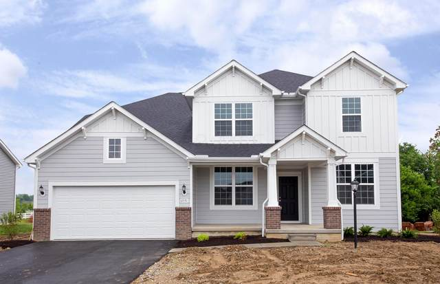 11531 Daventry Drive NW Lot 255, Pickerington, OH 43147 (MLS #221019441) :: The Tobias Real Estate Group