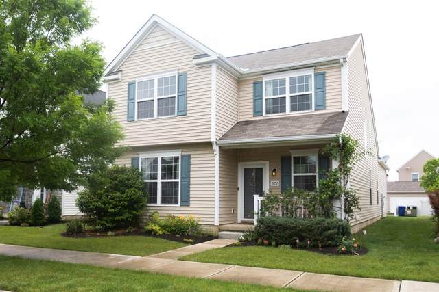 5852 Ivy Branch Drive, Dublin, OH 43016 (MLS #221019696) :: Exp Realty