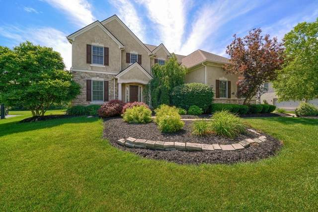 9838 Glasgow Court, Dublin, OH 43017 (MLS #221020021) :: ERA Real Solutions Realty