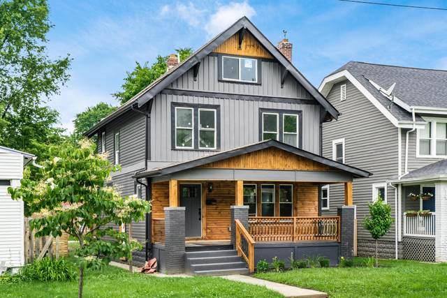 589 Fairwood Avenue, Columbus, OH 43205 (MLS #221020265) :: Exp Realty