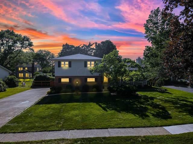 4173 Reedbury Lane, Upper Arlington, OH 43220 (MLS #221021180) :: The Tobias Real Estate Group