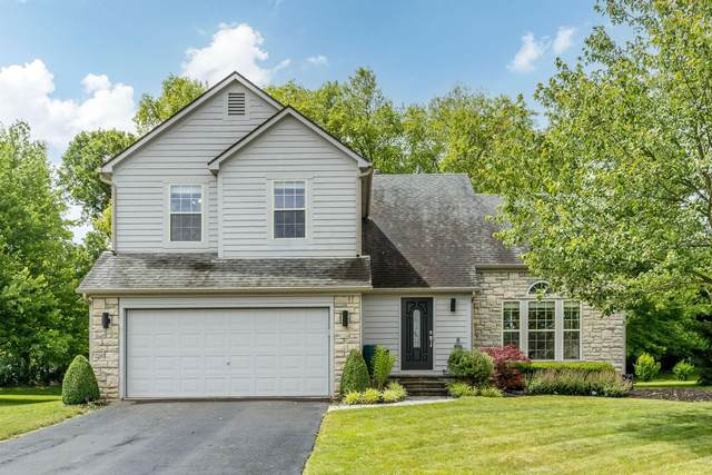 2287 Bryton Drive, Powell, OH 43065 (MLS #221021994) :: Jamie Maze Real Estate Group
