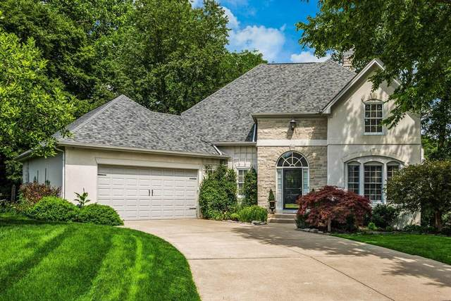 844 Crestway Drive, Columbus, OH 43235 (MLS #221024393) :: The Gale Group